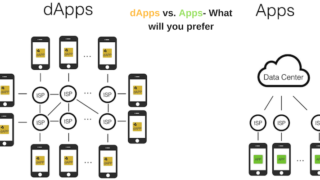 How different are dApps and Apps