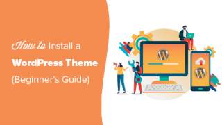 How to Install WordPress Themes Without FTP