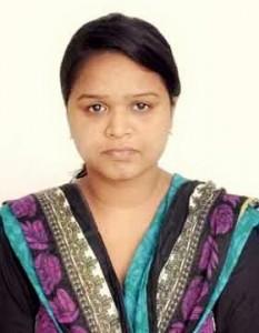 <b>Miss. Swaha Patnayak</b>