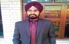 <b>Mr. Amanpreet Singh </b>