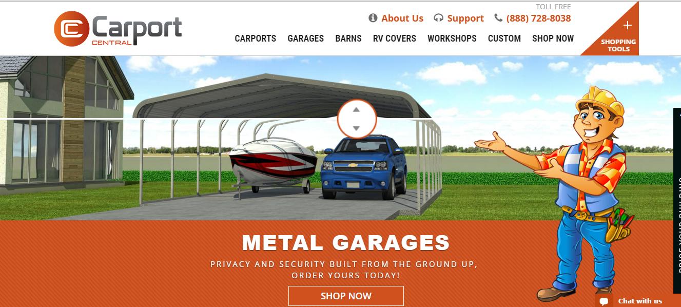 www.carportcentral.com